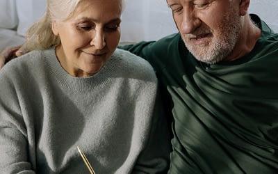 Le couple à l'heure de la retraite